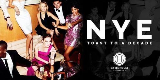 """New Years Eve Party """"Toast to a Decade"""" 2020 - Tysons Corner"""