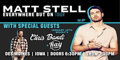 Matt Stell tickets