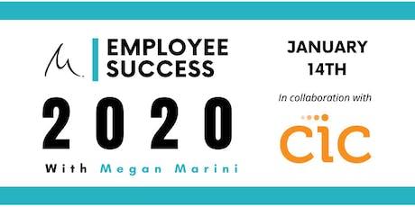 Employee Success Planning 2020 tickets