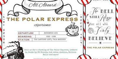 Forest Park Holiday Walk - The Polar Express Experience