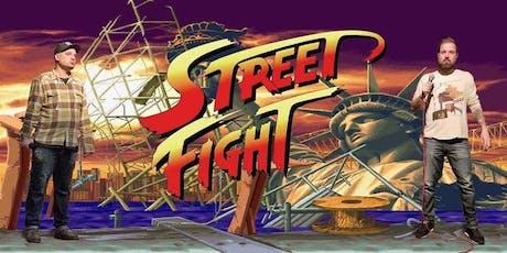 Wrestling Wednesdays w Street Fight Radio tickets