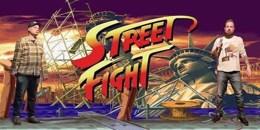 Wrestling Wednesdays w Street Fight Radio