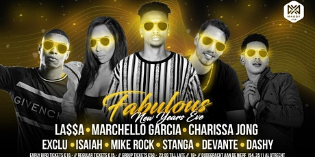 FABOLOUS New Years Eve tickets