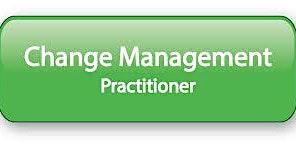 Change Management Practitioner 2 Days Virtual Live Training  in Darwin