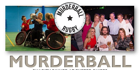 Murderball Gala Dinner for SSIT 2020 tickets