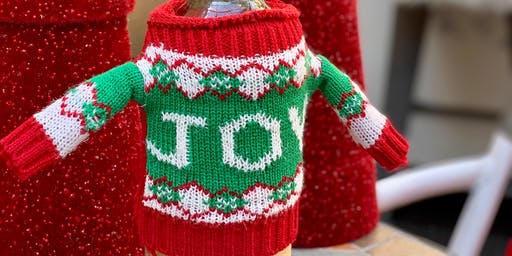 Ugly Sweater Party + Egg Nog Special
