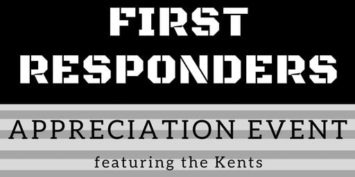 First Responders Appreciation Event