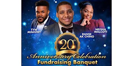 Shiloh Bilingual SDA Church 20th Anniversary Gala tickets
