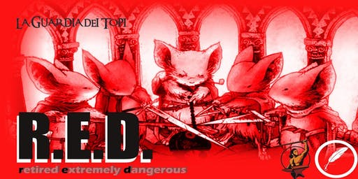 """Saga RED edizione """"La Guardia dei Topi"""" Stagione 1 Episodio 2"""