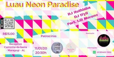 Luau Neon Paradise 2020