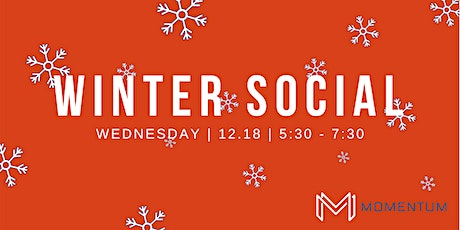 Momentum Winter Social tickets