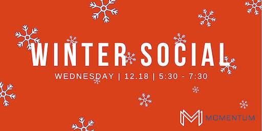 Momentum Winter Social