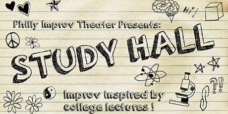 Study Hall: Comedy Inspired By College Lectures tickets