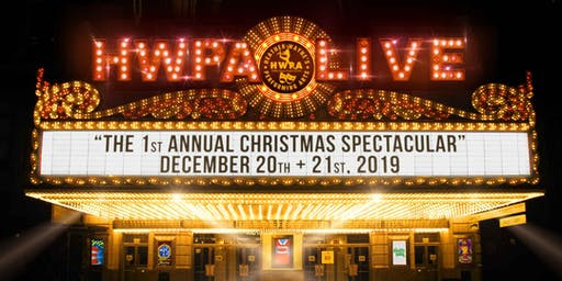 "1st Annual Christmas Spectacular: ""What God Wants For Christmas"""