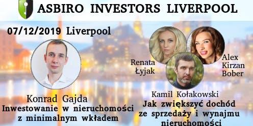 Asbiro Investors Liverpool - spoktanie