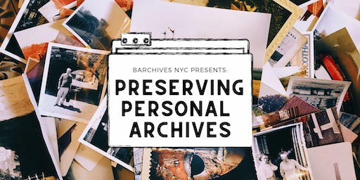 Barchives #7: Preserving Family Archives with Margot Note