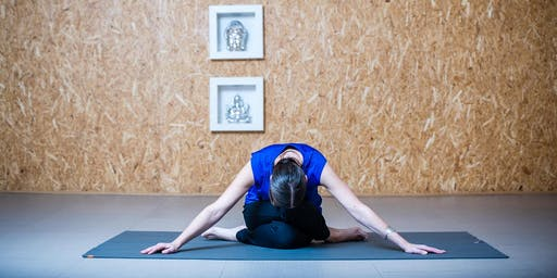 Yin Yoga @ Urban Zen