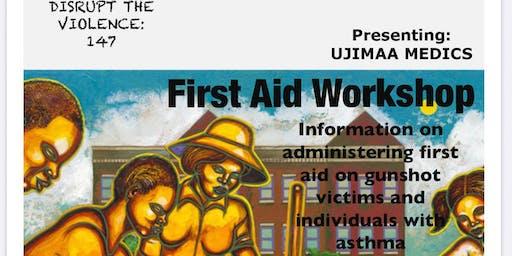 First Aid Workshop with UJIMAA Medics