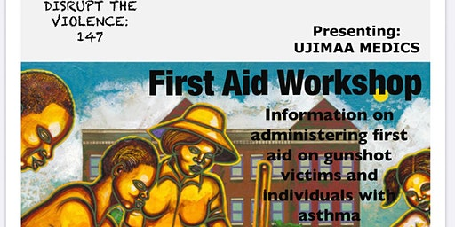 First Aid Workshop with UJIMAA Medics