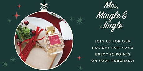 Cos Bar Montecito Holiday Party tickets