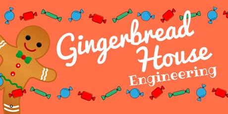 Gingerbread House Engineering @ the Auburn Library Session 1 tickets