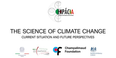 The Science of Climate Change: current situation and future perspectives tickets