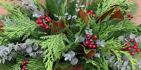 DIY Winter Centerpiece Design Class tickets