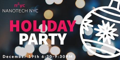 Nanotech NYC Holiday Party tickets