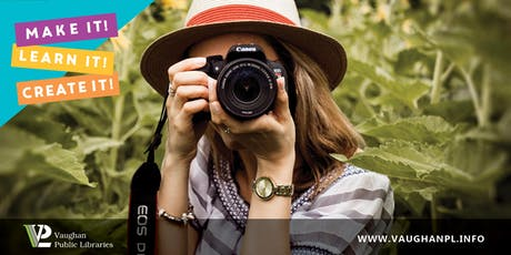 Intro to Professional Photography tickets