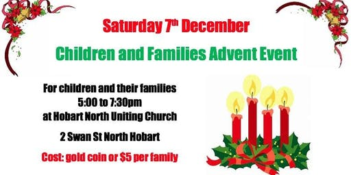 Children and Families Advent Event - Christmas Activities, Crafts, Stories, Songs, Sausage Sizzle