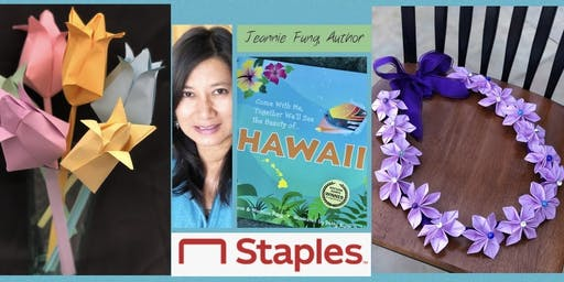Craft Time with Children's Book Author Jeannie Fung