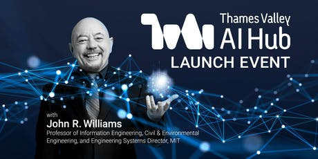 AI - Digital Disruption and Learning Faster  with John R Williams  from MIT tickets