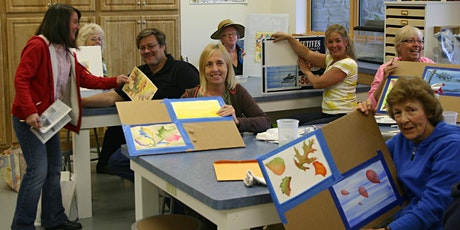 Watercolor for Beginners (Member Registration) tickets