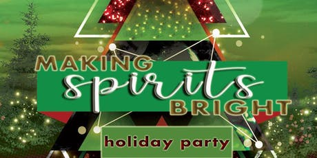 MAKING SPIRITS BRIGHT LAULYP HOLIDAY PARTY tickets