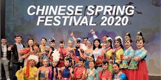 CHINESE SPRING FESTIVAL SHOW 2020