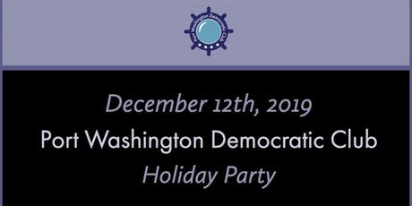 PWDC 2019 Holiday Party tickets