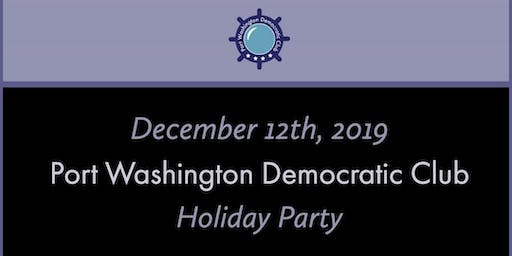 PWDC 2019 Holiday Party