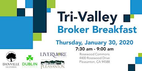 Tri-Valley Broker Breakfast tickets