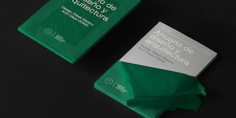 Presentación del Anuario de Diseño y Arquitectura 19-20 entradas
