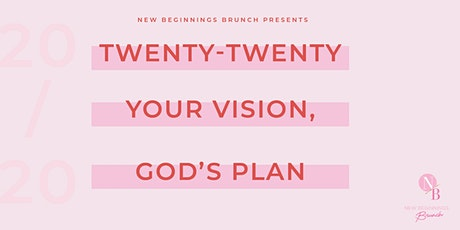 20/20: Your Vision, God's Plan tickets