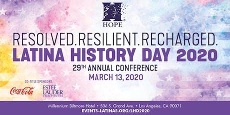 Latina History Day 2020 tickets