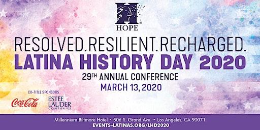 Latina History Day 2020