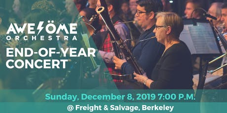 Awesöme Orchestra's End-of-Year Concert tickets
