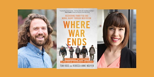 Meet the Authors of WHERE WAR ENDS at Boswell Books in Milwaukee