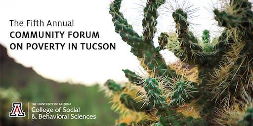 Community Forum on Tucson Poverty 2019