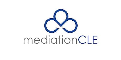 August 20-22, 2020 - GENERAL/CIVIL MEDIATION Seminar (CLE) - Mobile, AL tickets