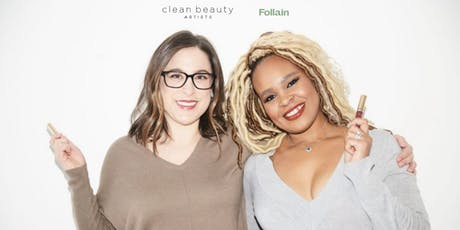 Makeup Masterclass with Clean Beauty Artists  tickets