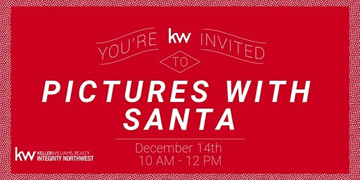 Pictures With Santa - Keller Williams Realty