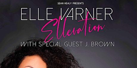 The Ellevation Tour: Elle Varner with Special Guest J. Brown tickets