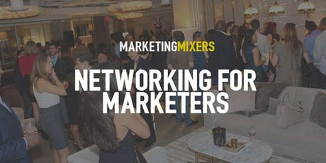 Marketing Mixers December: Networking for Marketing Professionals - Chicago tickets